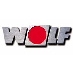 Tony Van Hove werkt met Wolf